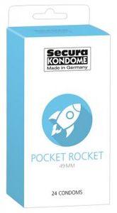 Secura Pocket Rocket 49mm 24er