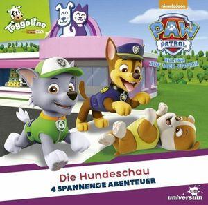BUSCH CD Paw Patrol 7 Hunde 0 0 STK