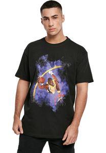 Mister Tee T-Shirt Basketball Clouds 2.0 Oversize Tee Black-XL