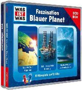 Tessloff Medienvertrieb GmbH & Co KG WIW 3-CD Hörspielbox Faszination Blauer Planet 0 0 STK