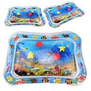 Baby Wassermatte Wassergefuellte Spielmatten Wasserspielmatte fuer Kleinkinder Babys Kinder Spielzeug Baby