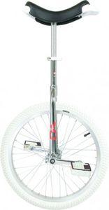 Einrad OnlyOne 20' verchromt Indoor Alufelge Reifen weiß