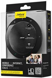 Jabra SPEAK 510 for PC - USB-VoIP-Desktop-Freisprecheinrichtung - drahtlos - Bluetooth - für Apple iPad| iPad 2| iPad mini| iPhone 4, 5c| Samsung GALAXY Ace 3, S4| Sony XPERIA Z1