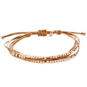 Fossil JA6422791 Damen Armband Leder