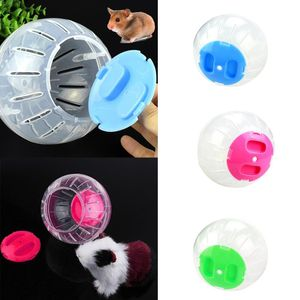 QHshop 3 Pack Pet Running Ball Plastic Grounder Jogging Hamster Pet Small Exercise Toy