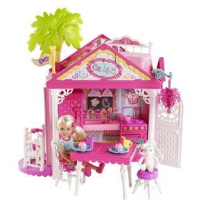 Mattel Barbie Chelsea Haus Spielset