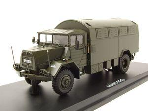 MAN 630 Koffer LKW Bundeswehr olivgrün Modellauto 1:43 Premium ClassiXXs