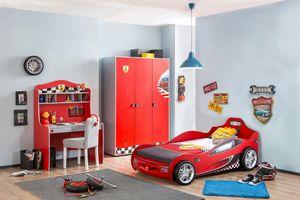 Cilek RACECUP Kinderzimmer Set Komplettset Spielzimmer Rot / Grau