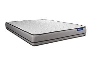 Actimemo night matratze 140x220cm, Memory-Schaum, Härtegrad 5, Höhe : 20 cm, 3 Komfortzonen