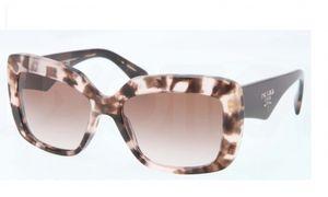 Prada PR03QS Damen-Sonnenbrille mit Vollrand, Kunststoff