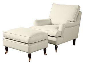 Max Winzer Passion Sessel - Farbe: creme - Maße: 85 cm x 108 cm x 94 cm; 2914-1100-1645215-F07