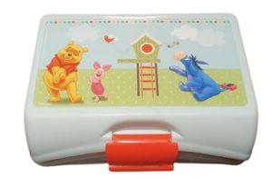 Disney brotdose Winnie The Pooh junior 16 x 12 cm blau