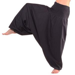 Aladinhose für Damen in Einheitsgröße aus 100 % Baumwolle