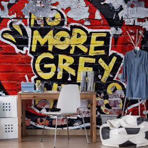 A.S. Création Papier Fototapete Graffiti Rot Graffiti DD118874  Designwalls 2.0