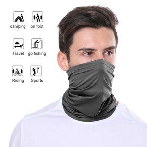 Motorad Multifunktionstuch Halstuch Schlauchschal Maske Bandana Loop Mundschutz Atemschutzmaske