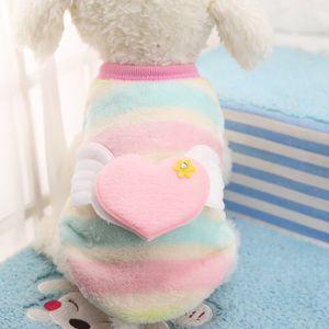 Netter Hund Katze Welpe Kleidung Pullover Kleines Welpen Shirt Weiche Haustier Katze M?ntel