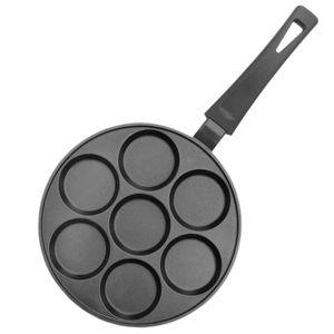 Pancakes Bratpfanne Pancake Pfannkuchen 2-fache Beschichtung Spiegeleier Oladji