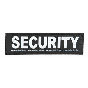 Julius-K9 Klettsticker S Security