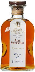 Ziegler Alte Zwetschge | 43 % vol | 0,7 l