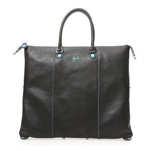 Gabs Damen Handtasche Rucksack Transformable G3 Plus L Ruga schwarz