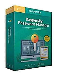 Kaspersky Password Manager, 1 CD-ROM