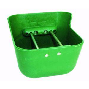 Kunststoff Fohlentrog 7 Liter mit verstellbaren Trennstäben