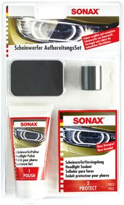 Sonax Scheinwerfer AufbereitungsSet 1 Stück Reifen