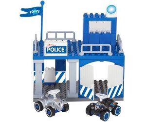 Big 800057053 - Playbig Bloxx Bobby Car Polizeistation