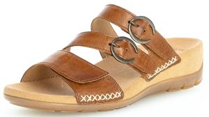 Gabor damen sandalen 63.733.24 - leder - 42 EU