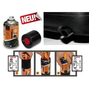 Foliatec Auspufflack 2K  250 ml Bremssattellack Farbe ohne Mischen schwarz