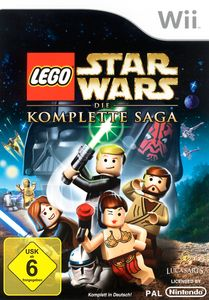 Lego Star Wars: Komplette Saga - Wii