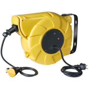 Brennenstuhl 1241221 Box Electric Kabeltrommel Elektrische Automatisch