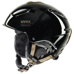Uvex p1us lady - Damen Skihelm, Size:52-54, Color:black skyfall