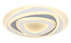 Globo Lighting SABATINO Deckenleuchte Metall weiß, 1xLED, 48012-46
