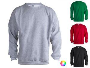 Uni Sweater ohne Kapuze 145864 Schwarz M