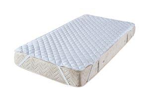 Matratzenschoner 180x200 cm  für Bett und Boxspringbett Topper Auflage Inkontinenzauflage Microfaser   Matratzenauflage Nässeschutz