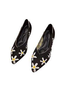 (Pflaumenblütenschwarz,42)Damen Kleid Partyschuhe Spitze Zehen High Heels Mit Niedrigem Absatz