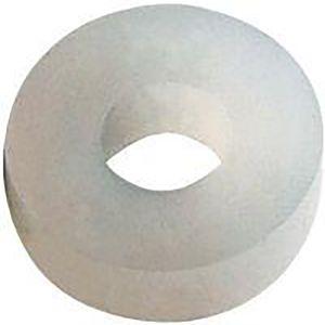 FORMAT Unterlegscheiben / U Scheiben 16x6x3 Kunststoff 104/6 3 N (Inh. 100 Stück)