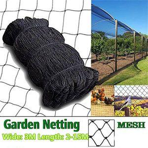 Sunnyme Teichnetz Laubschutznetz Gartennetz Teichabdeckunge Vogelnetz Schutznetz Volieren Netz 3m x 6m