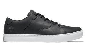Timberland Herren Low Sneaker Adventure 2.0 CA2QGB TB0A2QGB015 Schwarz  Black Full Grain Leder mit EVA, Groesse:42 EU