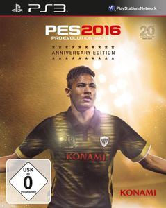 PES 2016 Anniversary Edition