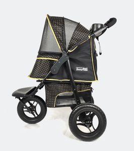 InnoPet ® Hundebuggy IPS-036/BG Buggy Adventure Pet Stroller Hundewagen