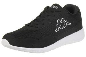 Kappa Follow Low Sneaker Schwarz Schuhe, Größe:44