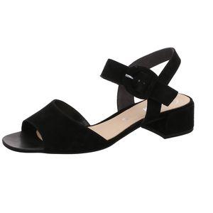 Gabor Sandalette schwarz Größe 7, Farbe: schwarz