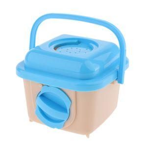 Atmungsaktive Tragetasche Für Hamster Reisetasche Für Den Transport Im Freien Farbe Blau
