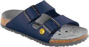 BIRKENSTOCK Professional Arizona ESD blau  089430 + 089438, Größe + Weite:40 schmal