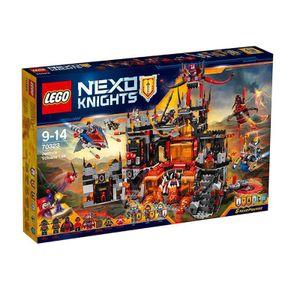 Lego 70323 Nexo Knights - Jestros Vulkanfestung