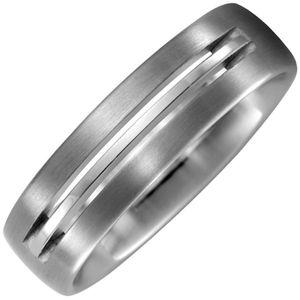 JOBO Partner Ring 62mm aus Titan matt Partnerring Titanring