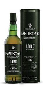 Laphroaig Lore Islay Single Malt Scotch Whisky in Geschenkpackung | 48 % vol | 0,7 l
