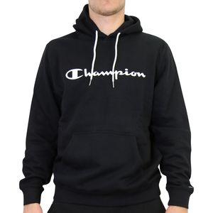 Champion Hoodie Sweatshirt Herren Schwarz (214743 KK001) Größe: M